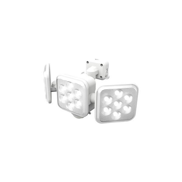 musashi/ムサシ  RITEX/ライテックス 5W×3灯 フリーアーム式 LEDソーラーセンサーライト S-330L