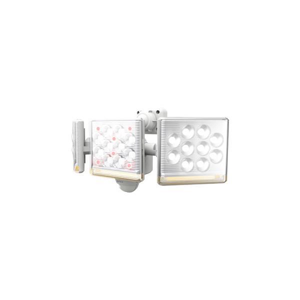 musashi/ムサシ  RITEX/ライテックス 12W×3灯 フリーアーム式 LEDセンサーライト リモコン付 LED-AC3045