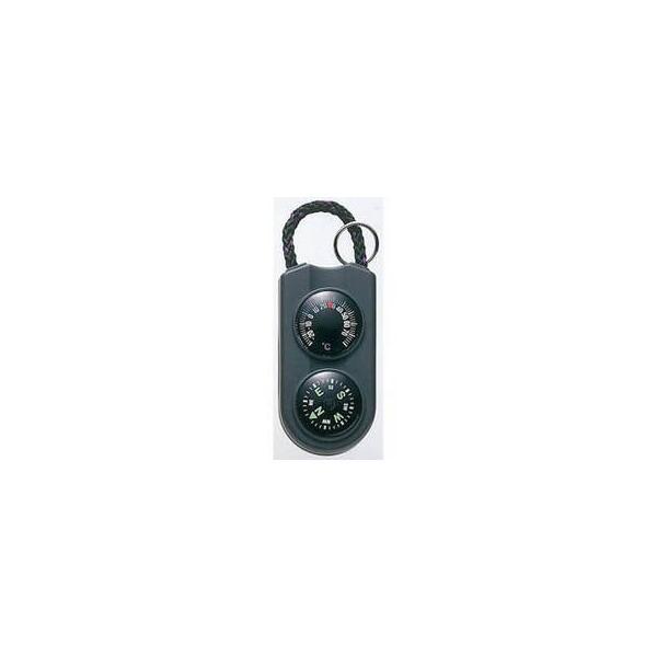 EMPEX  EMPEX 温度計・コンパス サーモ&コンパス FG-5122 ブラック