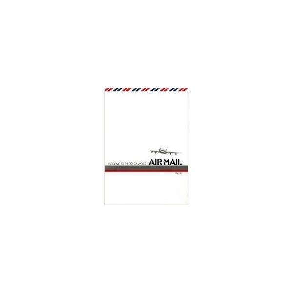 KANKO KOGYO/菅公工業  エアメール便箋シロ セ-211