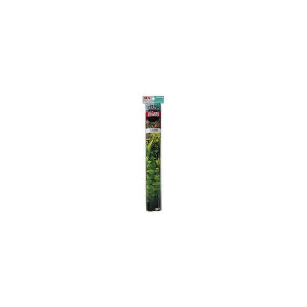 GEX/ジェックス  GX-11 バックスクリーン60cm水槽用 (写真付黒地)