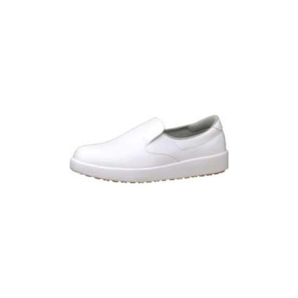 MIDORI ANZEN/ミドリ安全  ハイグリップ作業靴H−700N/ 30cmホワイト