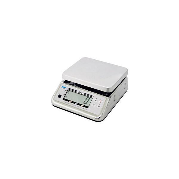 ヤマト  ヤマト 防水型デジタル上皿はかり UDS−600−WPK−3