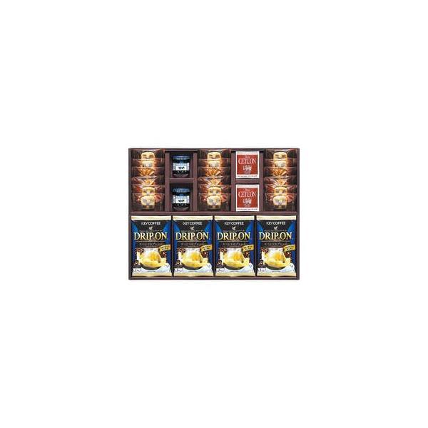 ドリップコーヒー&クッキー&紅茶アソートギフト/KC−50