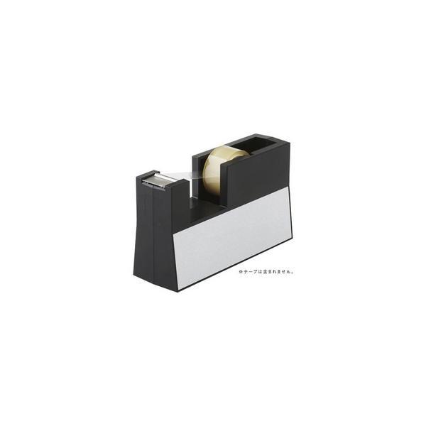 NICHIBAN/ニチバン  テープカッター 直線美小巻用 黒 TC-CBK6 小巻用