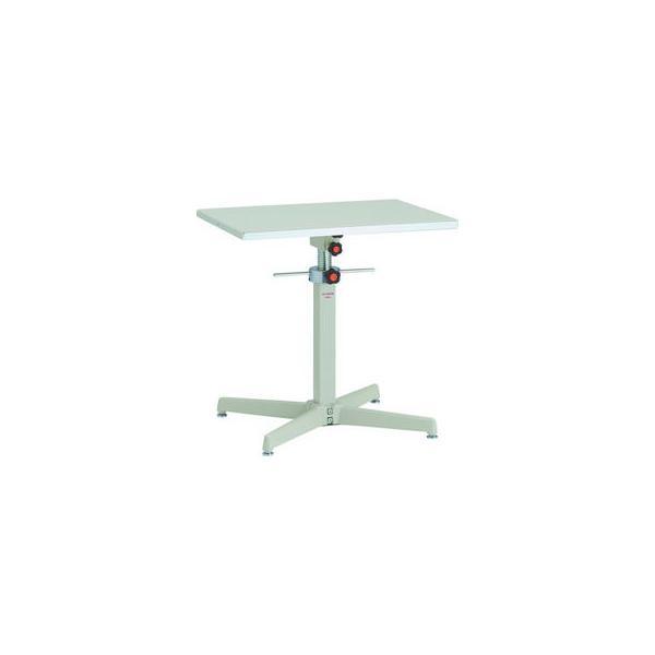 TRUSCO/トラスコ中山  【代引不可】ローハイシステムテーブル ジャッキアップ式 600×450 TRS-600S