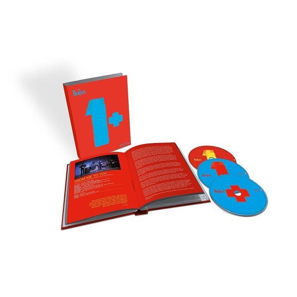 ザ・ビートルズ 1+ ~デラックス・エディション~(完全生産限定盤)(CD+2Blu-ray) CD+Blu-ray, Limited Edition, SHM-CD BEATLES 新品未開封 送料無料 murofushikenbu