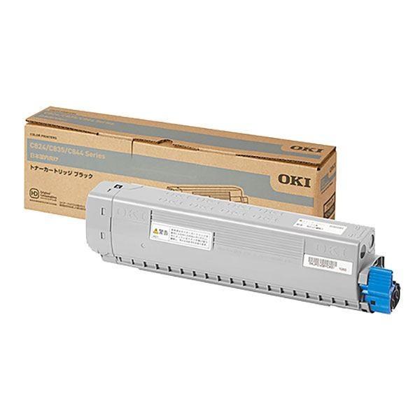 〔純正品〕OKI TC-C3BK1 全国一律送料無料 ブラック 品質保証 トナーカートリッジ