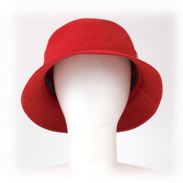 ラコステ メンズ 帽子 ハット レディース LACOSTE サファリハット バケットハット 8532 コットン ブランド 春 夏 レッド 58 メール便 あすつく|museum8|02