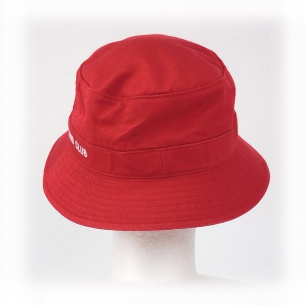 ラコステ メンズ 帽子 ハット レディース LACOSTE サファリハット バケットハット 8532 コットン ブランド 春 夏 レッド 58 メール便 あすつく|museum8|05