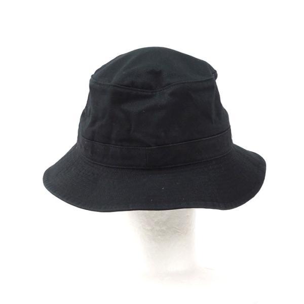 ラコステ メンズ 帽子 ハット レディース LACOSTE サファリハット バケットハット 6696 ブランド 春 夏 秋 冬 ブラック 58.5 あすつく メール便 museum8 05