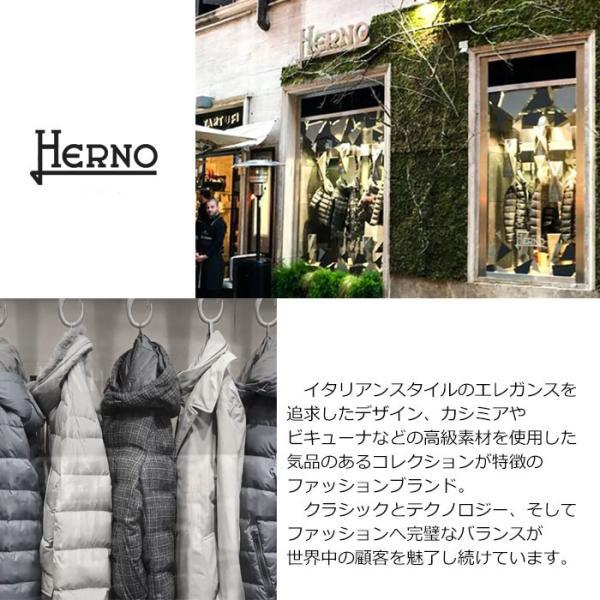 ヘルノ HERNO メンズ ダウン ダウンコート ダウンジャケット PI0468U12004 フード アウター ブランド 秋冬 9389/ブラック 50 52 あすつく|museum8|11