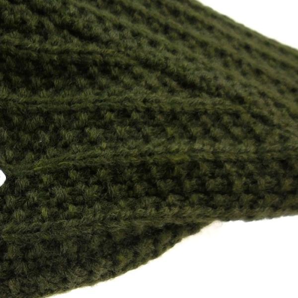 ラコステ メンズ 帽子 ハット レディース LACOSTE ハンチング ベレー帽 9936 ウール ブランド L3329 春秋 カーキ あすつく メール便|museum8|07