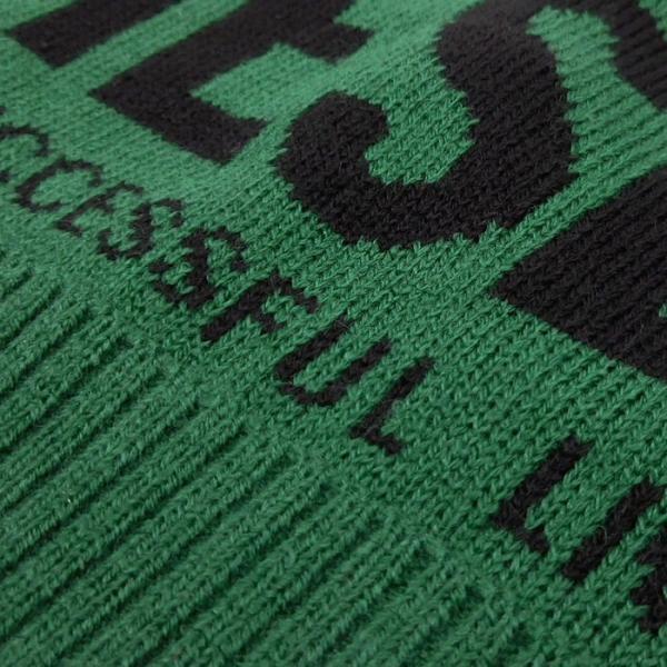 DIESEL ディーゼル ニット帽 ビーニー ニットCAP 帽子 ハット メンズ 00SYQW-0NABQ ロゴ ブランド 秋冬 カーキ F あすつく|museum8|06