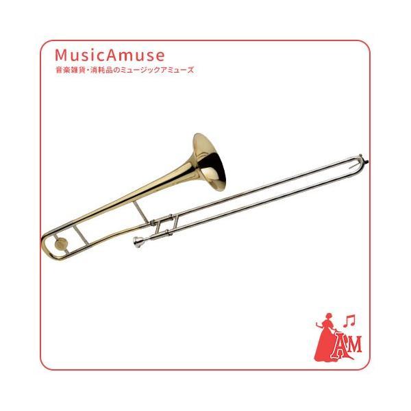 J.Michael テナートロンボーン(細管)  TB-480  ミュージックアミューズ|music-amuse