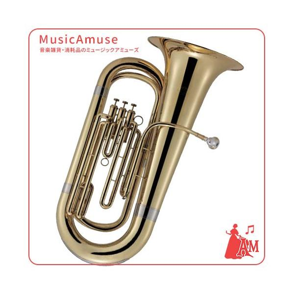 J.Michael チューバ 3ピストンチューバ  TU-2000   ミュージックアミューズ|music-amuse