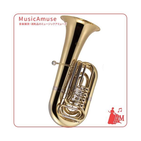 J.Michael チューバ 4ロータリーチューバ  TU-5000   ミュージックアミューズ music-amuse