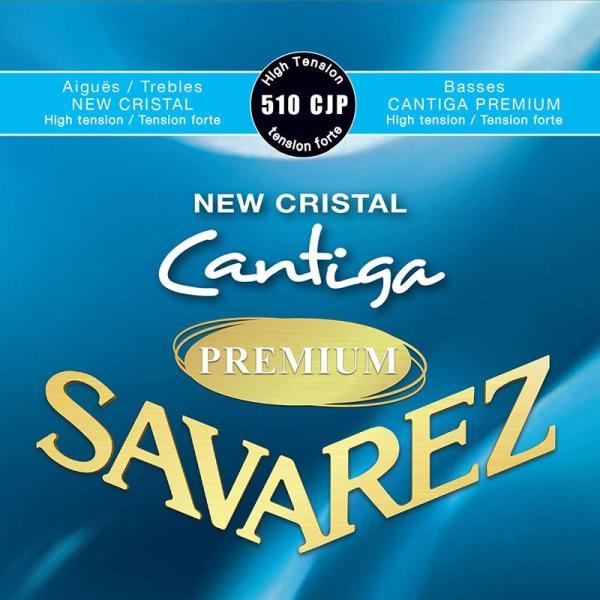 SAVAREZ510CJPNEWCRISTAL/CANTIGAPREMIUMHightensionを1setサバレスクラシックギ
