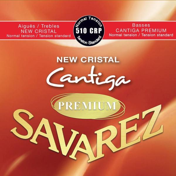 SAVAREZ510CRPNEWCRISTAL/CANTIGAPREMIUMNormaltensionを1setサバレスクラシッ
