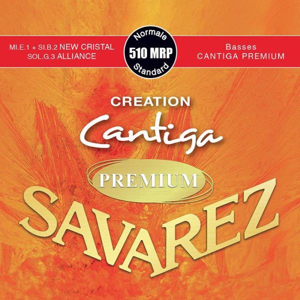 SAVAREZ510MRPCREATIONCantigaPREMIUMNormaltensionを1setサバレスクラシックギタ