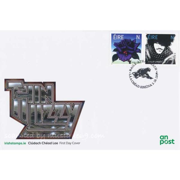 シンリジィ Thin Lizzy - Thin Lizzy FDC (goods)