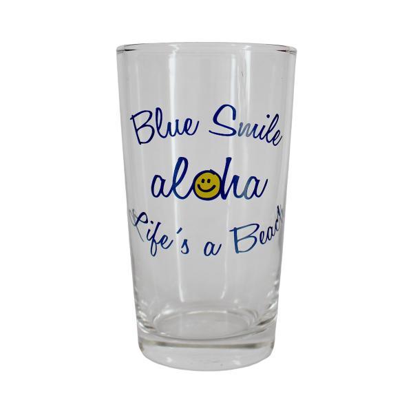 BLUE SMILEグラス グラス コップ 食器 カフェ マリン サーフ 贈り物 ギフト おしゃれ|mustyle-kobe|10