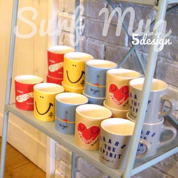 M.U.STYLE/サニーデイマグカップ/ポップ キュート カラー|mustyle-kobe