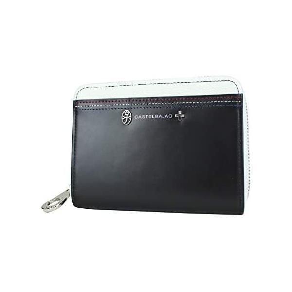 カステルバジャック(バッグ&ウォレット)(CASTELBAJAC)財布セミ長財布48614(ホワイト**)