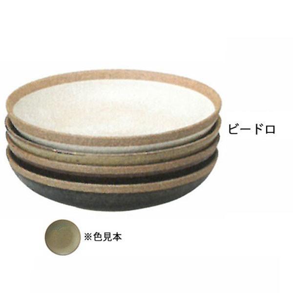 マイスターハンド MEISTER HAND エン 394026 おかず鉢 ビードロ 18.5cm カーキ EN mutow