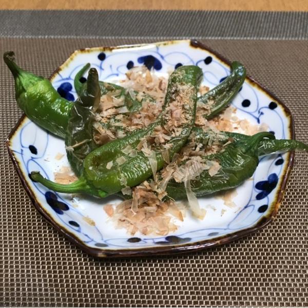 万願寺とうがらし(青) 1kg|my-cs-kyoyasai-pj|03