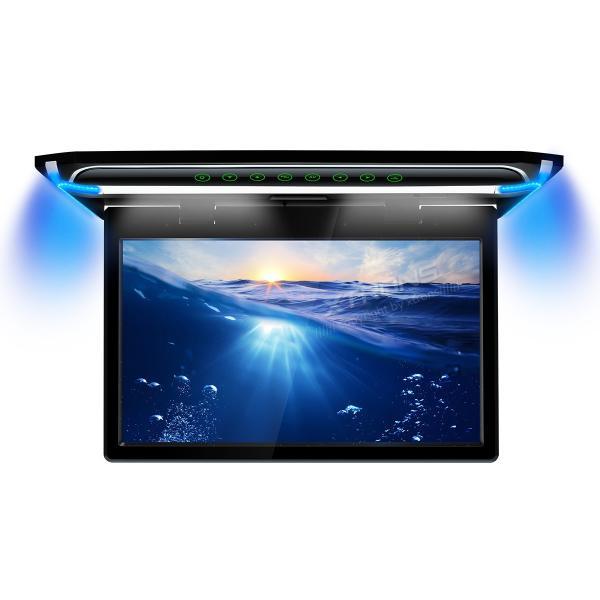 (CM156HD)XTRONS 15.6インチ 大画面 フリップダウンモニター 1920x1080 フルHD HDMI対応 1080Pビデオ対応 外部入力 ドア連動 水平開閉180度 USB・SD mycarlife-jp 07