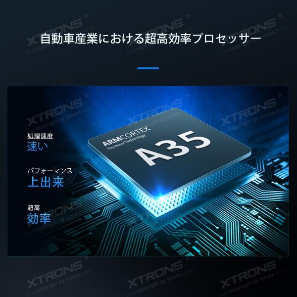 (D715P) XTRONS Android9.0 カーナビ 1DIN 7インチ 4コア RAM2GB 一体型車載PC DVDプレーヤー 1024*600高画質 WIFI ミラーリング DVR Bluetooth OBD2 ワイドFM mycarlife-jp 03