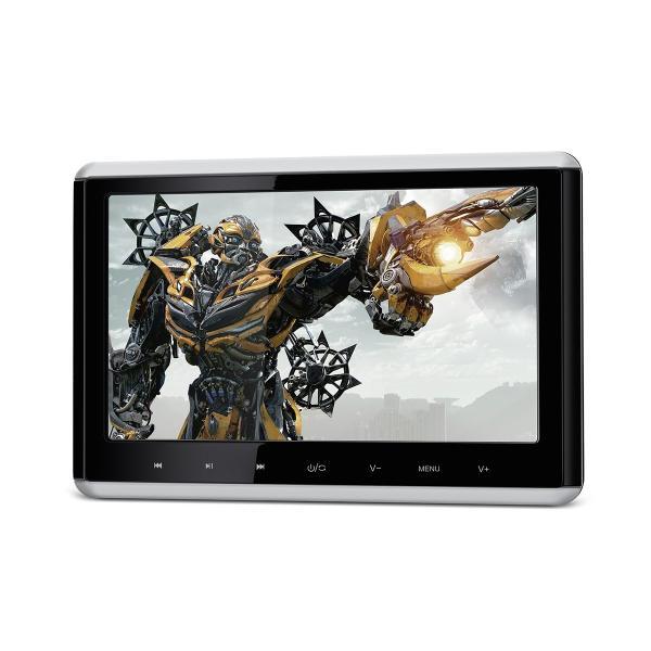 (HD1003HD)XTRONS 10.2インチ ヘッドレスト モニター DVDプレーヤー 超高画質1280*720 1080Pビデオ対応 MP5対応 木目調フレーム 軽薄 取付0円 USB・SD|mycarlife-jp|06