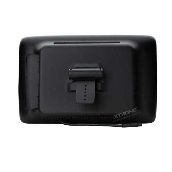 (HD107HD)10インチ大画面 WSVGA高画質 1080Pビデオ対応 ヘッドレスト DVDプレーヤーモニター スロットイン式 軽薄 取付0円 ゲーム HDMI・USB・SD 1個1セット|mycarlife-jp|06