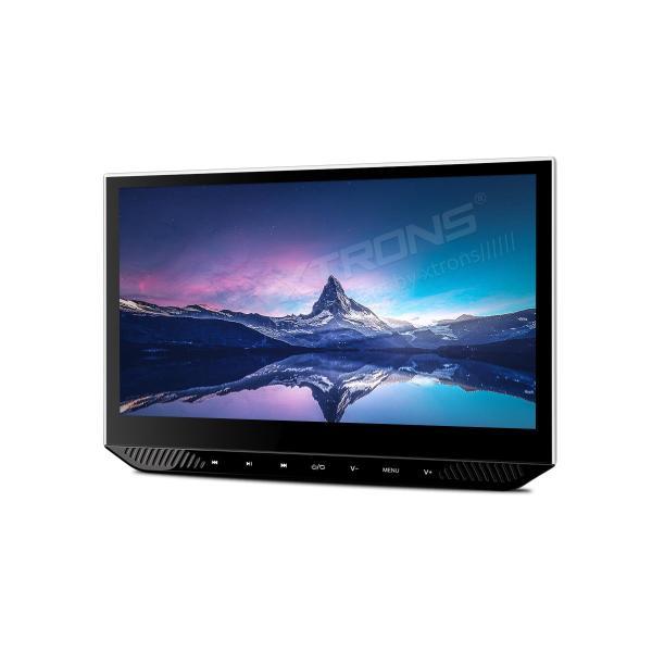 (HM131HD) XTRONS IPS大画面 フルHD 広視野角対応 13.3インチ ヘッドレストモニター 1920*1080高画質 HDMI機能 1080Pビデオ再生対応 1個セット|mycarlife-jp|10
