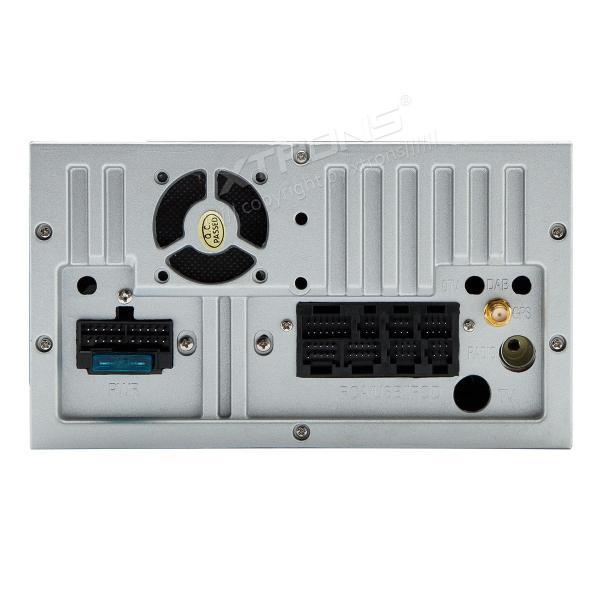 (TD102SIG)お得! XTRONS 10.1インチ 2DIN 4x4地デジ フルセグ 静電式一体型 カーナビ 最新8G観光地図 DVDプレーヤー ドライブレコーダー同梱可 mycarlife-jp 06