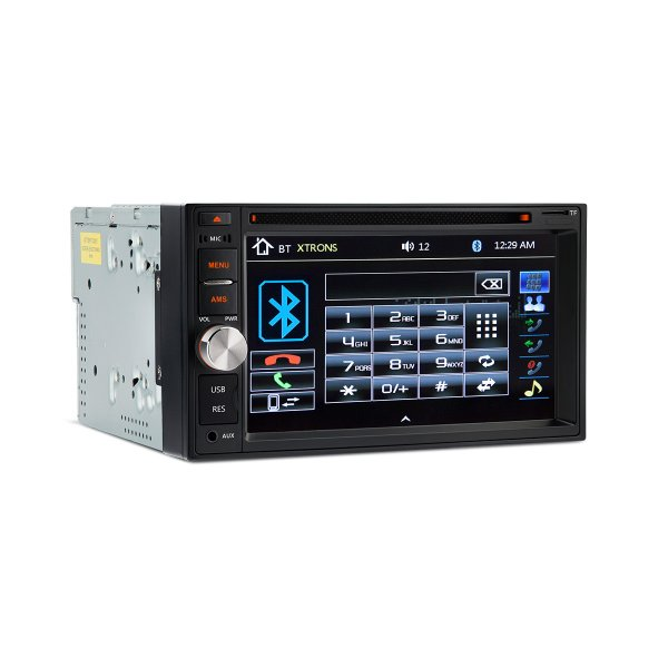 (TD6231)お得 XTRONS 6.2インチ 2DIN カーオーディオ DVDプレーヤー 全画面シェア 高画質 Bluetooth USB SD FM ステアリングコントロール|mycarlife-jp|07