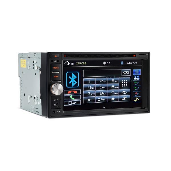 (TD6231CAM) XTRONS 6.2インチ 2DIN カーオーディオ DVDプレーヤー 全画面シェア 高画質 バックカメラ付き Bluetooth USB SD FM ステアリングコントロール|mycarlife-jp|07