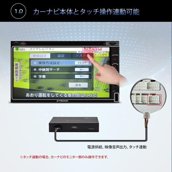 (TD799GISY)XTRONS 6.95インチ 2DIN カーナビ フルセグ 4X4 地デジ搭載 アプリ連動 最新入荷ゼンリン地図付 DVDプレーヤー ブルートゥース GPS FM USB SD|mycarlife-jp|08