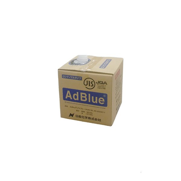 アドブルー. 尿素SCRシステム専用 尿素水溶液 容量:20リットル (AdBlue)