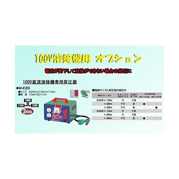 日動 変圧器 お得クーポン発行中 昇圧器ハイパワー ME20 アース付タイプ 豪華な 2KVA