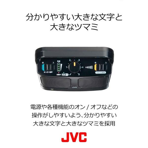 JVC 商店 SP-A850-W テレビ用ワイヤレススピーカー みみ楽シリーズ 海外 ホワイト