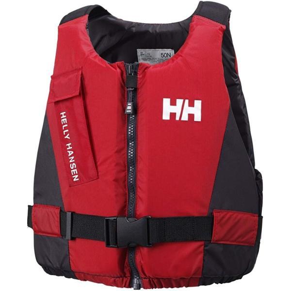 ヘリーハンセン ライフジャケット 通常便なら送料無料 Rider Vest メンズ 日本サイズS相当 40 日本 大規模セール ノルウェーレッド
