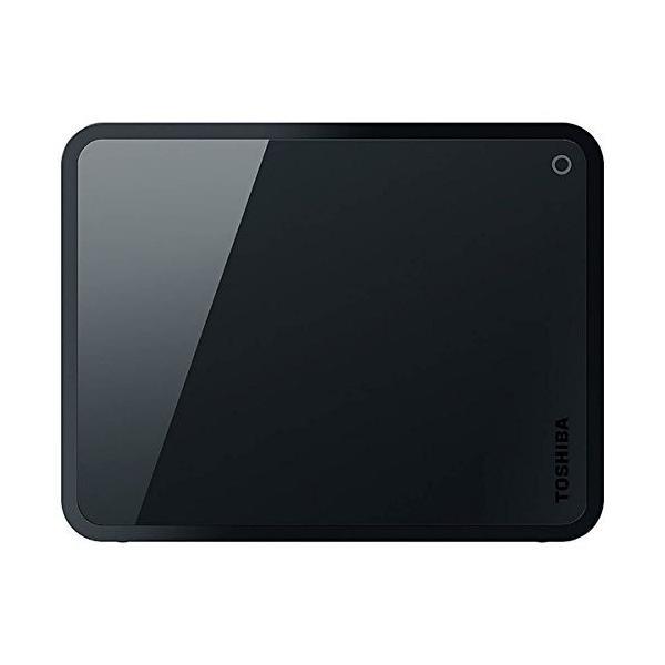 東芝 USB3.0接続 外付けハードディスク 訳あり品送料無料 1.0TB ブラック DESK HD-EH TOSHIBA 記念日 HD-EHシリーズ CANVIO