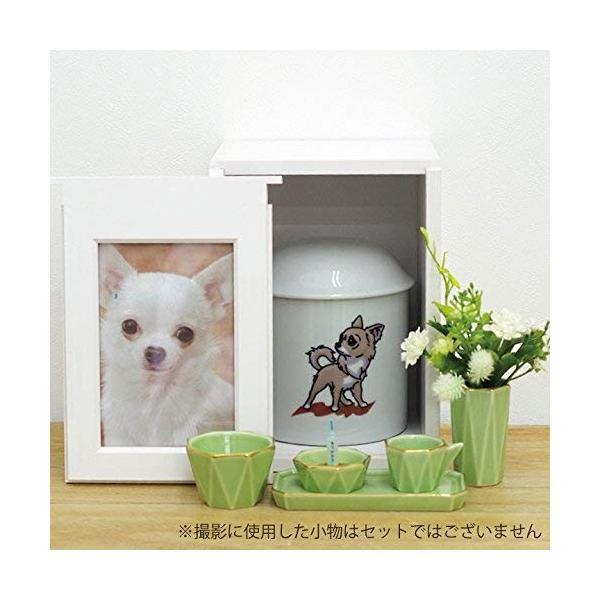 ペット仏壇 ペットの骨壷を納める 価格交渉OK送料無料 ホワイト 手数料無料 メモリアルBOX