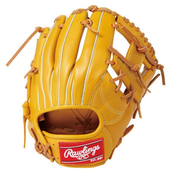 ローリングス Rawlings 野球 軟式用 HYPER 売り込み 25%OFF TECH 内野手用 ゴールドタン サイズ GR9HTK41 11 ハイパーテック