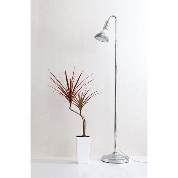 メーカー在庫限り品 LED Plant Light 9W 正規品送料無料 植物育成使用 110cmスタンドタイプ E26 観葉植物 家庭菜園 水耕栽培 水草栽培 胡蝶蘭