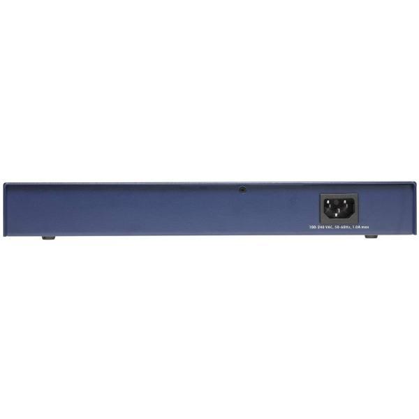 NETGEAR スイッチングハブ ギガ 16ポート メーカー公式 電源内蔵 JGS516-300JPS アンマネージスイッチ ファンレス 贈呈