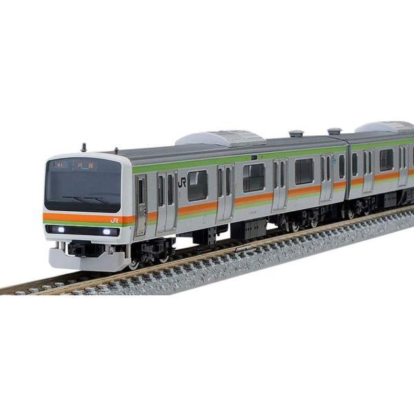 出群 TOMIX Nゲージ 209 3500系 引出物 川越 八高線 4両 鉄道模型 電車 セット 98321