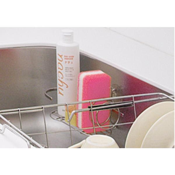 ダスキン スポンジ 抗菌タイプ (台所用) 9個入り 台所キッチンスポンジ キッチン用 油汚れ 長持ち (3色セット抗菌タイプS×3セット)|myoumi